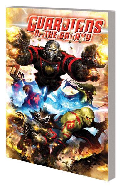 Guardians of the Galaxy by Abnett & Lanning: The Complete Collection