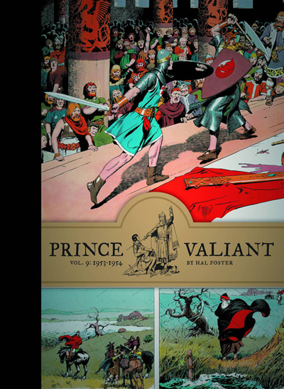 Prince Valiant Volume 9: 1953-1954