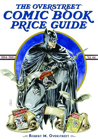 The Overstreet Comics Price Guide