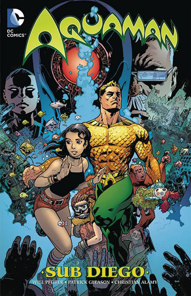 Aquaman: Sub Diego