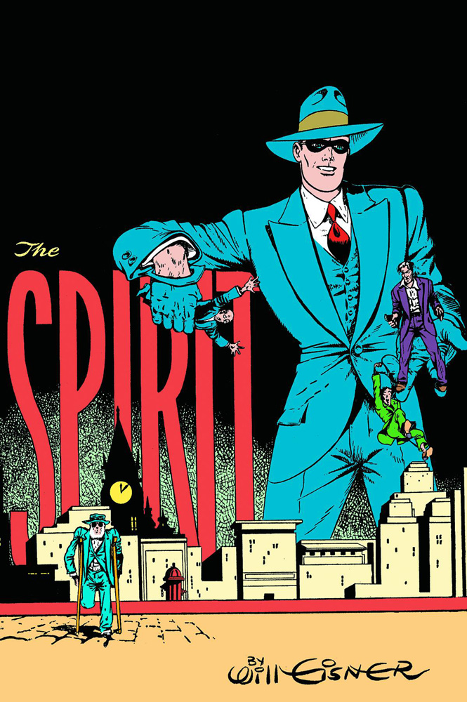 Will Eisner's The Sprit: A Celebration of 75 Years