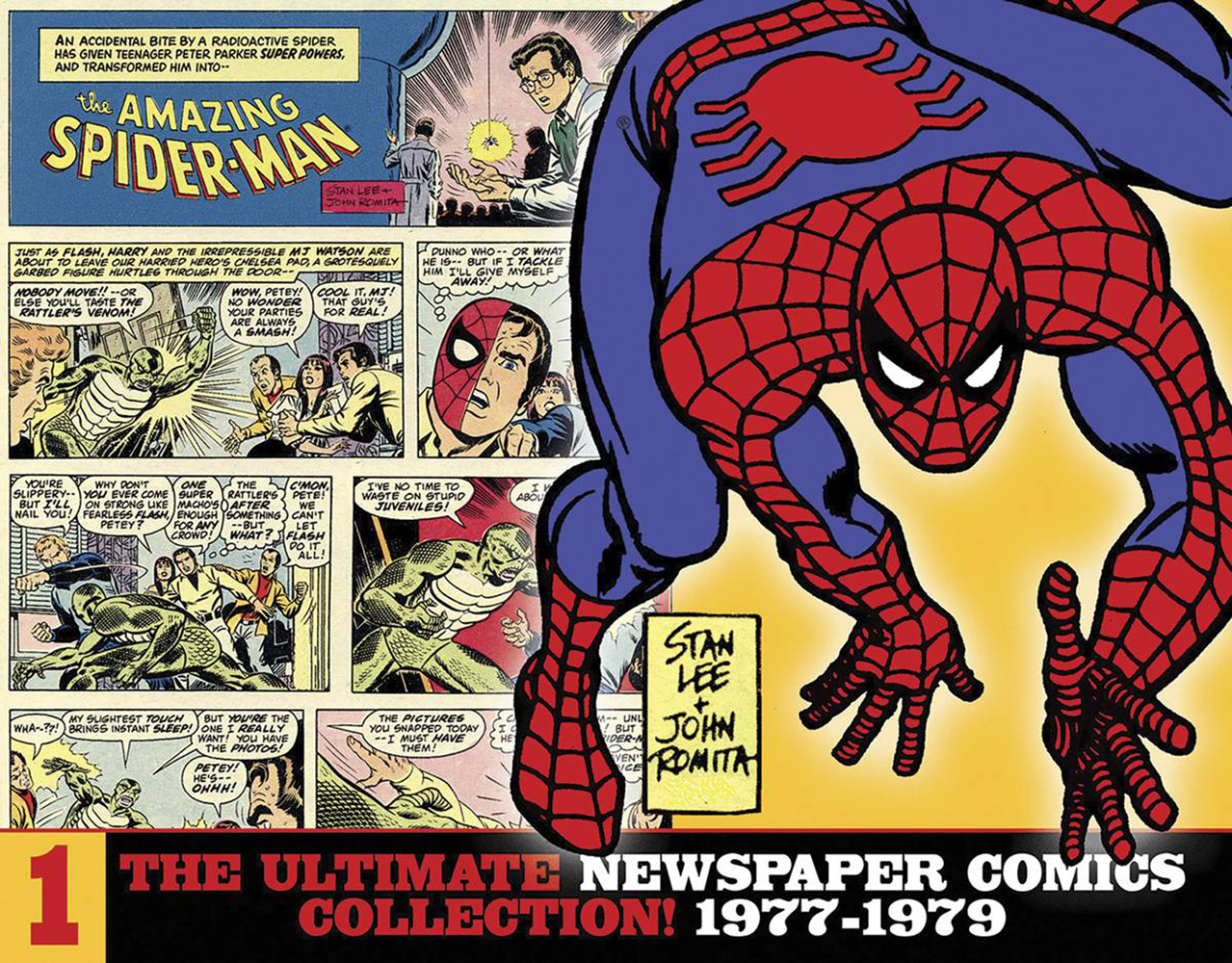 Amazing Spider-Man —Newspaper Comics Vol. 1