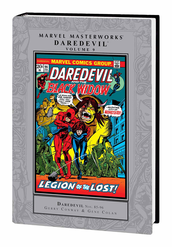 Marvel Masterworks: Daredevil Volume 9