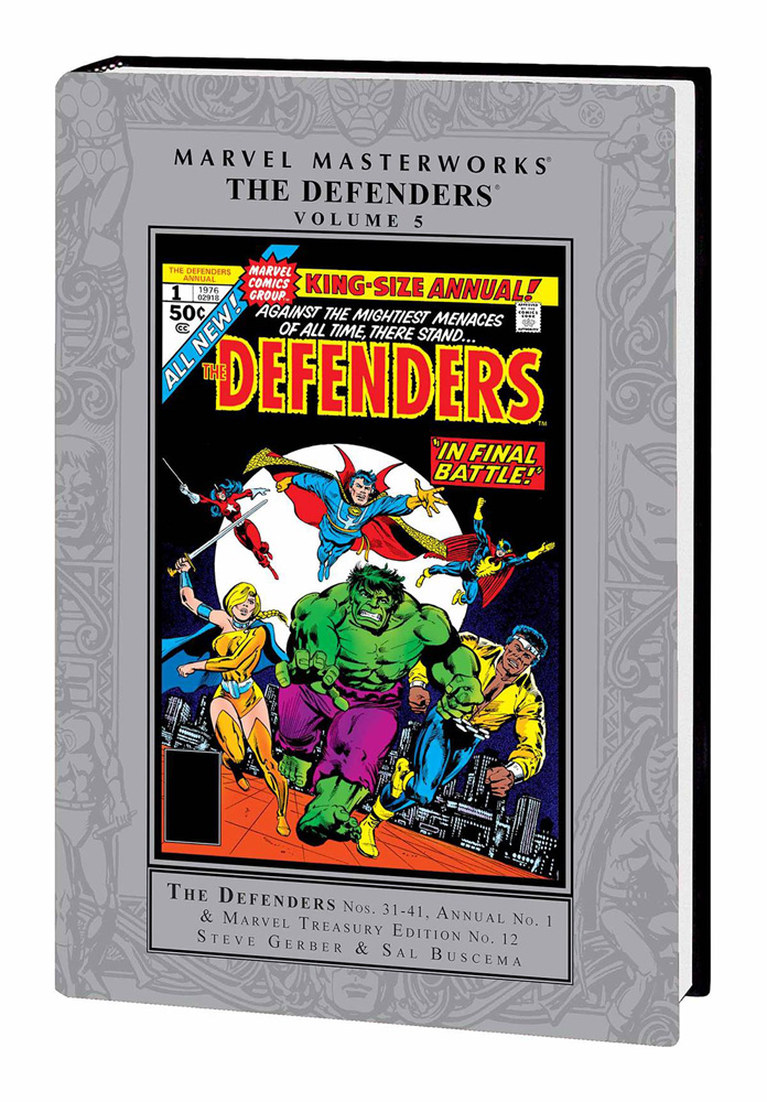 Marvel Masterworks: The Defenders Volume 5