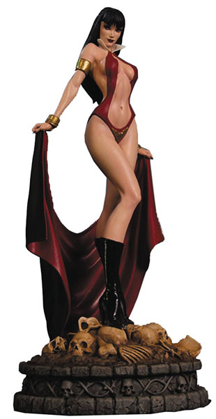 Women of Dynamite: Vampirella Statue