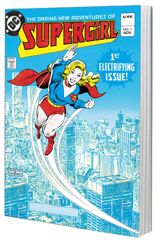 The Daring New Adventures of Supergirl Vol. 1