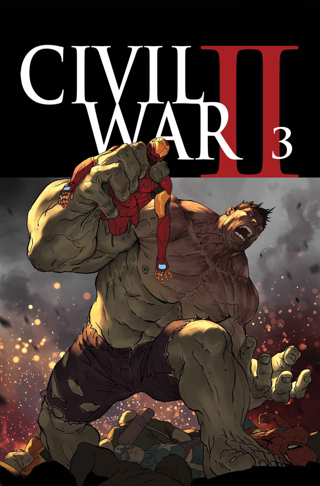 Civil War II #3