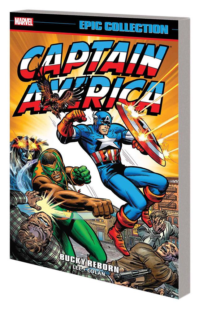 Captain America Epic Collection: Bucky Reborn