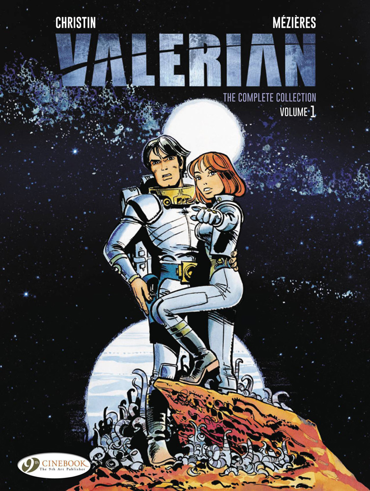 Valerian: The Complete Collection Vol. 1 HC