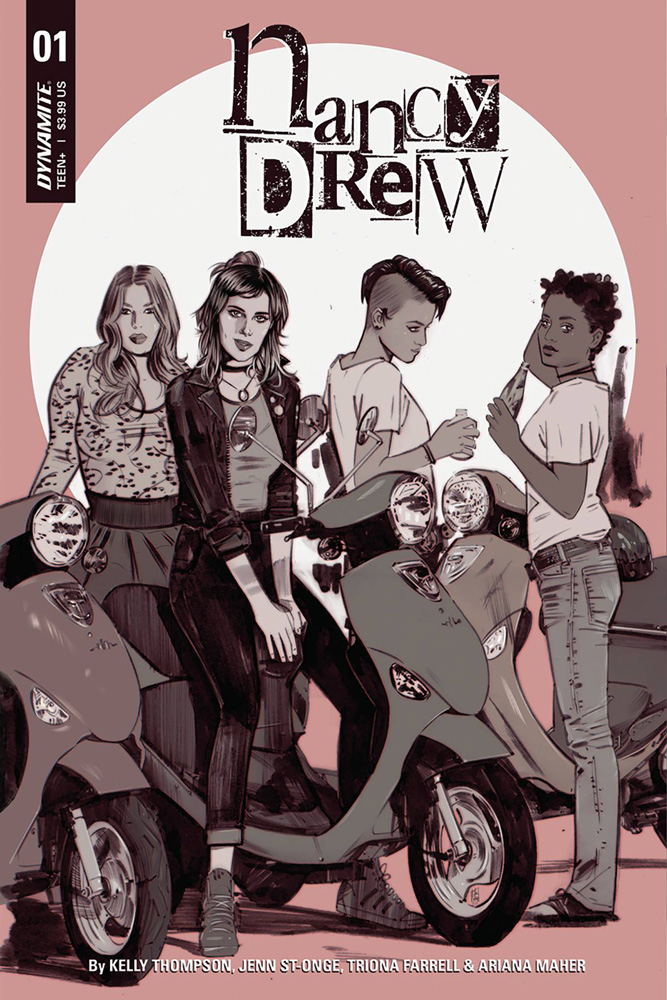 Nancy Drew #1 Tula Lotay cover