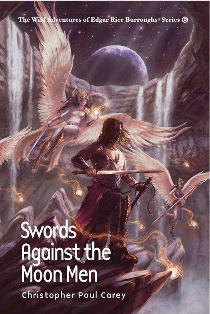 Swords Against the Moon Men cover by Chris Peuler