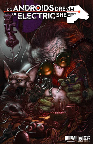 do androids dream of electric sheep graphic novel pdf