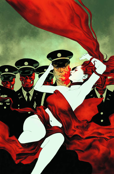 Image: Men of War #2 - DC Comics