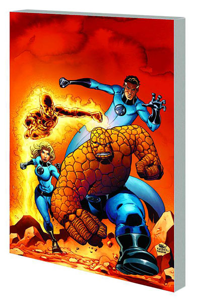 Fantastic Four by Waid and Wieringo Ultimate Collection Vol. 3