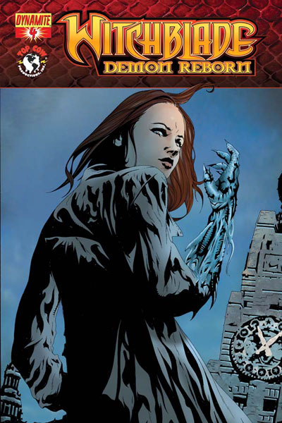 Witchblade: Demon Reborn #4