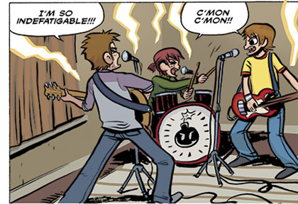 Scott Pilgrim Color Vol. 02: Scott Pilgrim vs. The World HC