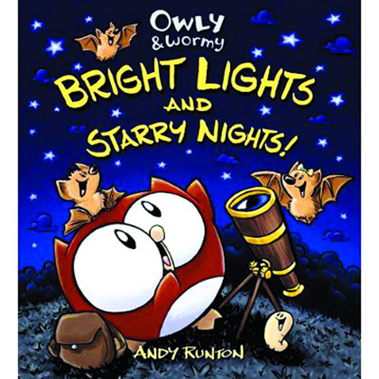 Image: Owly & Wormy: Bright Lights & Starry Nights! HC
