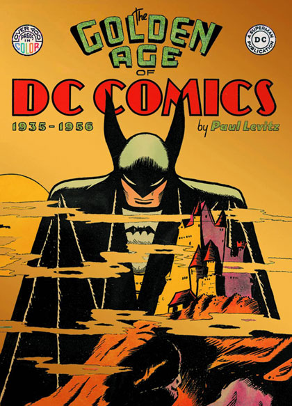 Image: Golden Age of DC Comics 1935-1956 HC