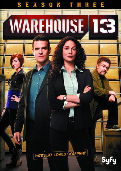 Image: Warehouse 13 Season 3 Trading Cards Premium Pack