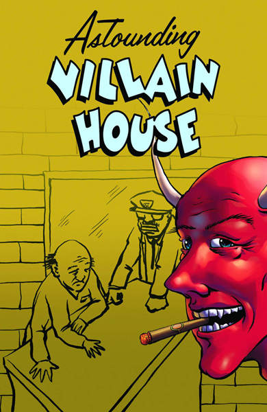 Image: Astounding Villain House  - Dark Horse Comics