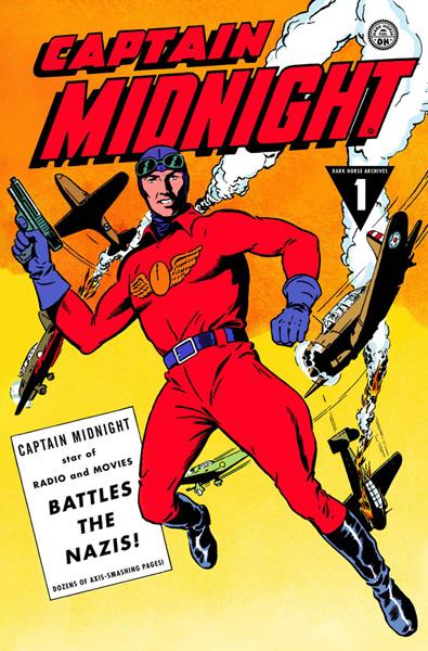 Captain Midnight Volume 1