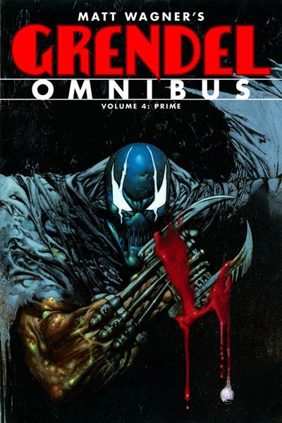 Grendel Omnibus Volume 4