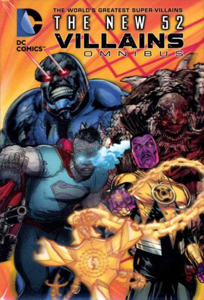 DC Comics: The New 52 Villains Omnibus