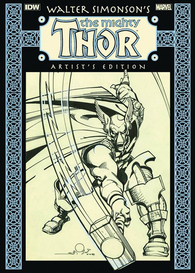 Walter Simonson's The Mighty Thor: Artist Edition