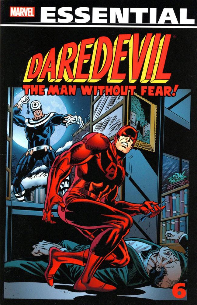 Essential Daredevil Volume 6