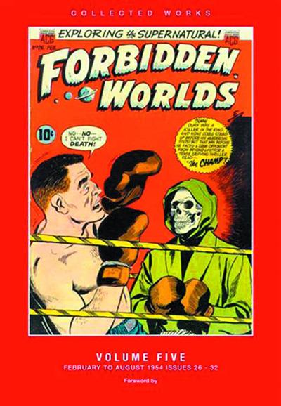 ACG Collected Works: Forbidden Worlds Volume 5