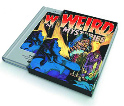 Pre-Code Classics: Weird Mysteries Volume 1 (Slipcase Edition)