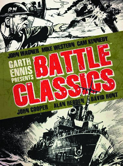 Garth Ennis Presents Battle Classics 1