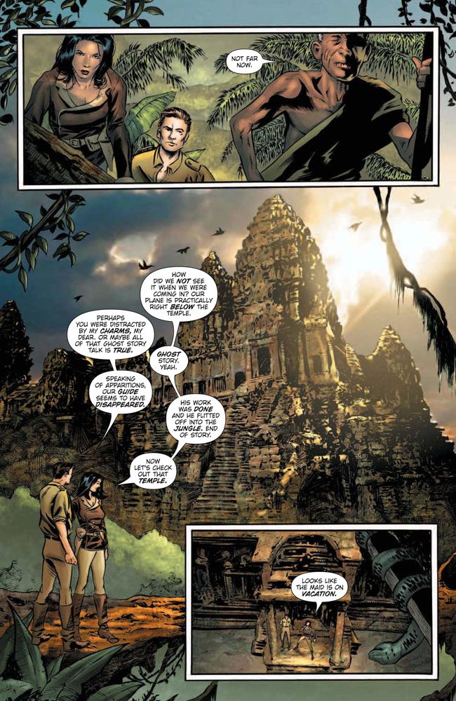 Athena Voltaire Compendium HC  - Dark Horse Comics
