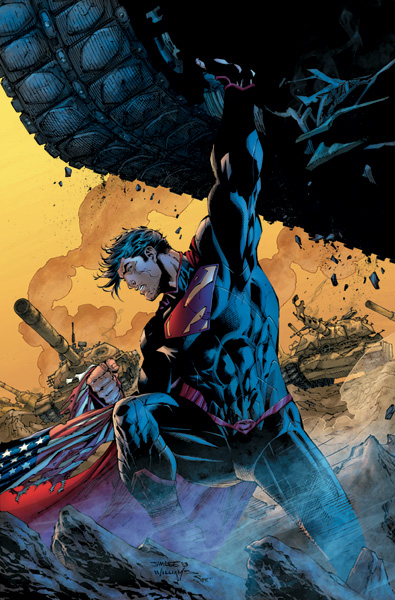 Superman Unchained Deluxe Edition