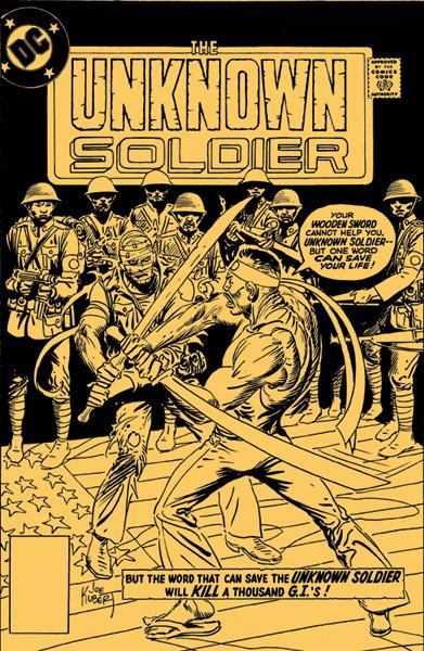 Showcase Presents Unknown Soldier Volume 2