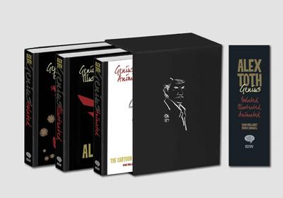 Genius Collected: The Alex Toth Slipcase Set