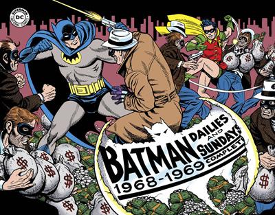 Batman: The Silver Age Newspaper Comics Vol. 2: 1968-69