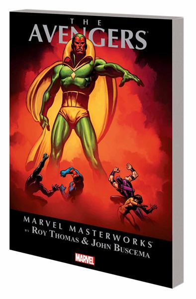 Marvel Masterworks: Avengers Volume 6