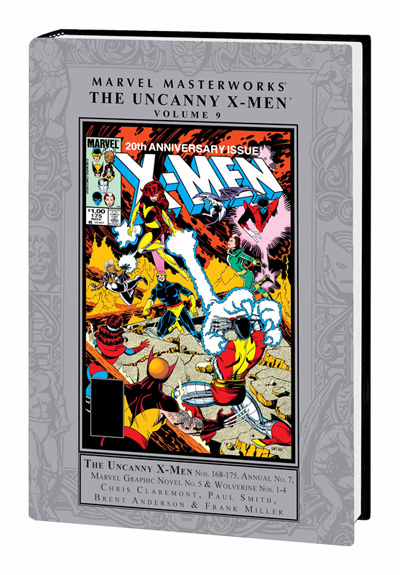 Marvel Masterworks: Uncanny X-Men Volume 9