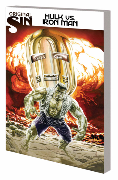 Original Sin -- Hulk vs. Iron Man