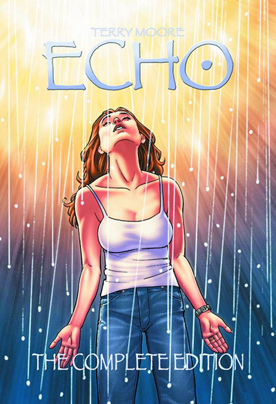 Terry Moore's Echo: The Complete Edition