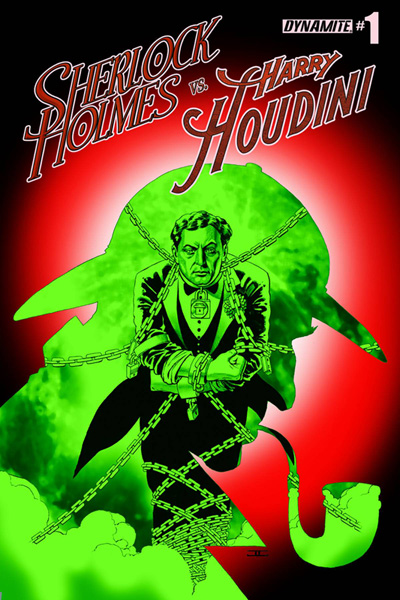 Sherlock Holmes vs. Harry Houdini #1
