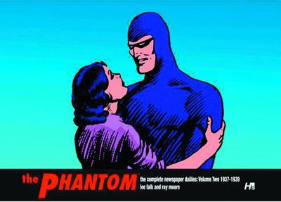 The Phantom: The Complete Dailies Volume 2 (1937-1939)