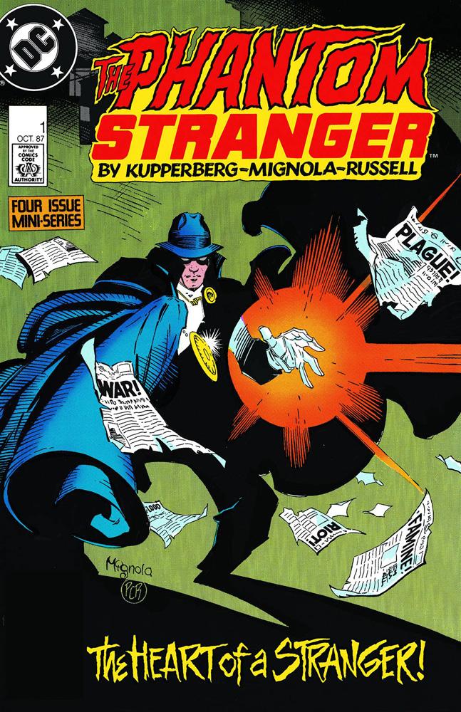 The Phantom Stranger SC