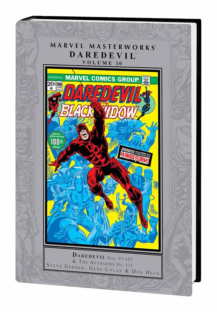 Marvel Masterworks: Daredevil Volume 10