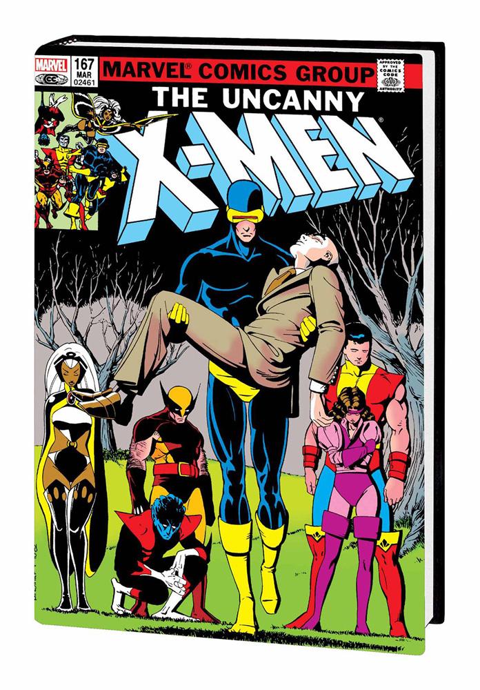 The Uncanny X-Men Omnibus Volume 3