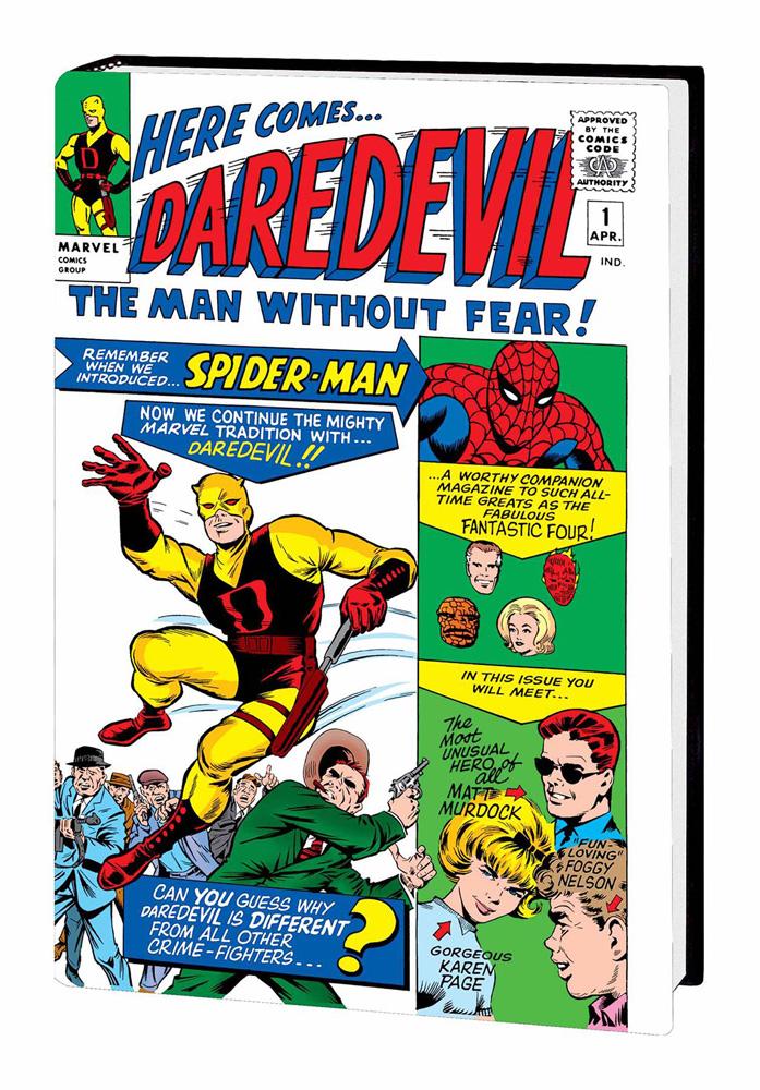 Daredevil Omnibus Volume 1