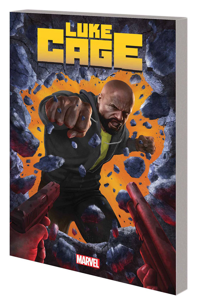 Image: Luke Cage Vol. 01: Sins of the Father SC  - Marvel Comics