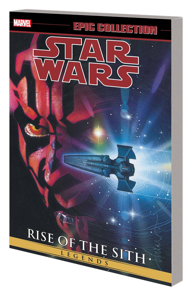 Image: Star Wars Legends Epic Collection: Rise of the Sith Vol. 02 SC  - Marvel Comics