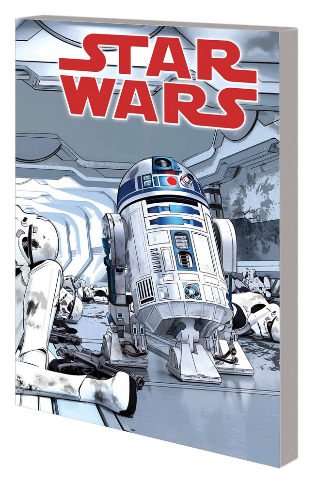 Image: Star Wars Vol. 06: Out Among the Stars SC  - Marvel Comics